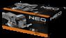 Тиски поворотные 100мм NEO 35-010