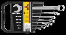 Набор комбинированных ключей 6-22мм 12шт TOPEX 35D353
