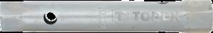 Ключ торцевой двусторонний трубчатый 24x26мм TOPEX 35D939
