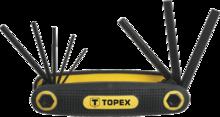Набор ключей Torx 8шт TOPEX 35D959
