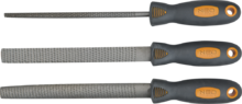 Набор рашпилей по дереву 200мм 3шт NEO 37-600
