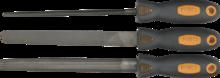 Набор напильников по металлу 200мм 3шт NEO 37-605