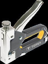 Степлер 6-14мм скобы J TOPEX 41E905