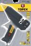 Пистолет клеевой 11мм 180Вт TOPEX 42E502