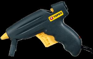 Пистолет клеевой 11мм 200Вт TOPEX 42E521