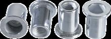 Заклепки алюминиевые с резьбой M3 20 шт TOPEX 43E123