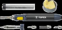 Микрогорелка 12мл с насадками TOPEX 44E108