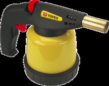 Лампа паяльная газовая с пьезоподжигом TOPEX 44E141