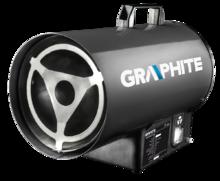 Газовый обогреватель 12кВт GRAPHITE 58G202