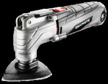 Многофункциональный инструмент 300Вт, реноватор GRAPHITE 59G021