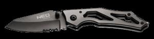 Нож складной, титановый NEO 63-025