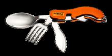 Нож перочинный туристический NEO 63-027