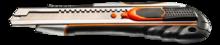 Нож с отламывающимся лезвием 18 мм NEO TOOLS 63-050