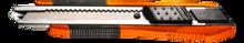 Нож с отламывающимся лезвием 18 мм NEO TOOLS 63-060