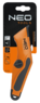 Нож с трапециевидным лезвием NEO 63-701