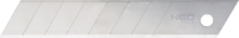Набор сменных лезвий 18мм 10шт NEO 64-010