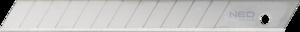 Набор сменных лезвий 9мм 10шт NEO 64-210