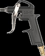 Пистолет продувочный с коротким соплом TOPEX 75M401