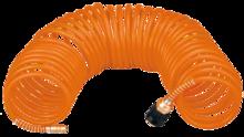 Шланг высокого давления спиральный 5м TOPEX 75M680