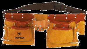 Пояс монтажника 11 карманов TOPEX 79R405