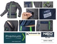 Рабочая куртка ПРЕМИУМ NEO Tools 81-217 фото