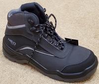 Ботинки из нубука с композитным носком NEO Tools 82-151 фото