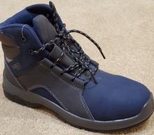 Ботинки из нубука без металлического подноска NEO Tools 82-750 фото