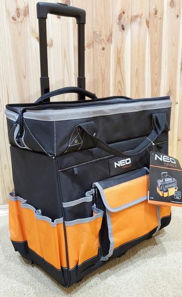 Сумка для инструмента на колесиках NEO 84-302 размеры