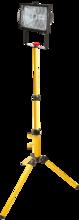 Прожектор 400Вт, со стойкой 1.8 м TOPEX 94W036