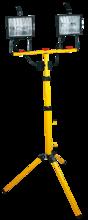 Прожектор 2x400Вт, со стойкой 1.8 м TOPEX 94W038