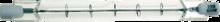 Лампа галогенная R7S 500 Вт TOPEX 94W609