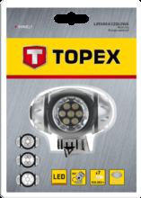 Фонарь налобный 7 LED TOPEX 94W817