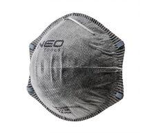 Противопылевая полумаска с активированным углем 3 шт NEO 97-300