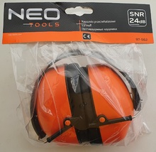 Фото наушники противошумовые Neo Tools 97-560