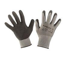 Перчатки рабочие с латексным покрытием (пена) NEO Tools 97-617