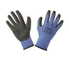 Перчатки рабочие, хлопок и полиэстер с латексным покрытием, NEO Tools 97-640