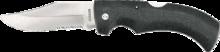 Складной универсальный нож, лезвие 100мм TOPEX 98Z101