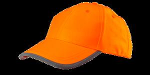 Изображение рабочей оранжевой бейсболки NEO Tools 81-794