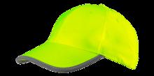 Изображение рабочей жёлтой бейсболки NEO Tools 81-793