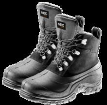 Ботинки утепленные, сноубутсы NEO Tools серии 82-130