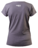 Изображена футболка женская Woman Line NEO Tools 80-610 вид сзади