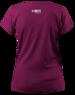 Изображена футболка женская Woman Line NEO Tools 80-611 вид сзади