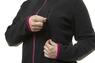 Изображение молнии в флисовой женской кофты Women Line NEO Tools 80-500