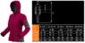 Изображение размеров в женской куртки softshell Women Line NEO Tools 80-550