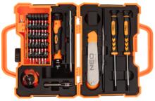 На картинке изображение набора для ремонта смартфонов NEO Tools 06-112
