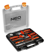 Набор инструментов 1000 В, 7 шт NEO Tools 01-305