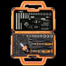 На картинке изображение набора для ремонта смартфонов NEO Tools 06-116