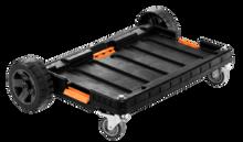 Изображена платформа на колесах NEO Tools 84-258