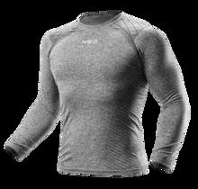 Изображена термо футболка с длинным рукавом NEO Tools 81-660, вид спереди
